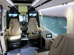 Luxury Campervan Rentals