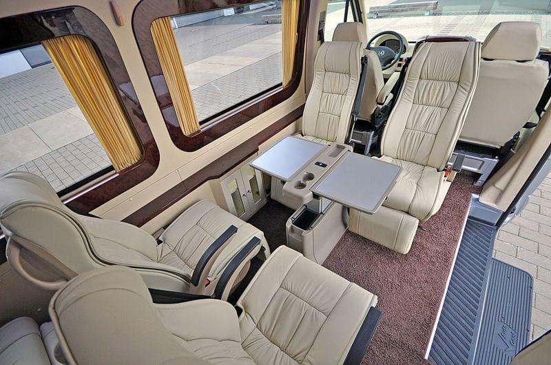 What are Sprinter 144 Interior Dimensions