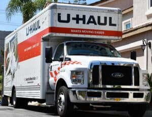 U-Haul Truck Houston