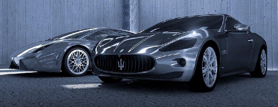 Maserati Rental