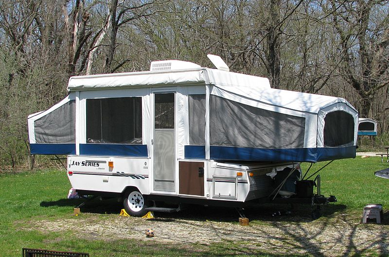 Hybrid Pop Up Camper