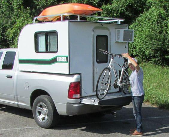 Four Wheel Camper - Slide-in