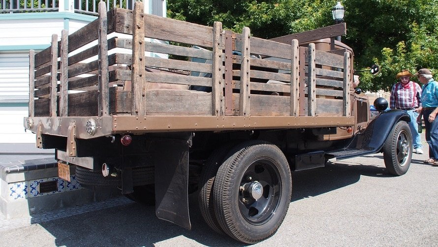 Stake Bed Truck Ford