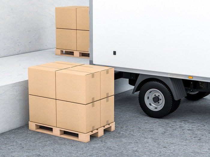 What are Standard Dock Height for Box Trucks?