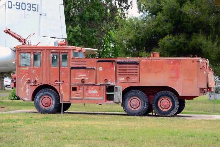 What is a crash attenuator truck?