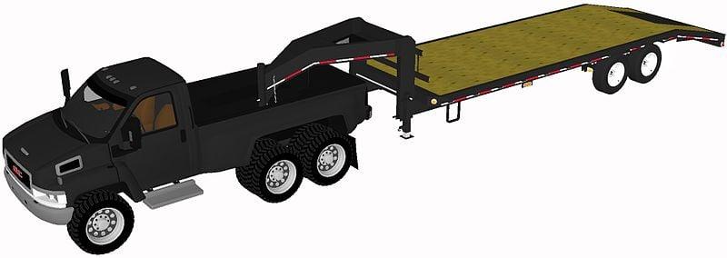 dually truck rental