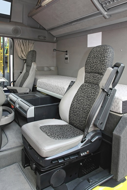 How much does a sleeper cab cost?