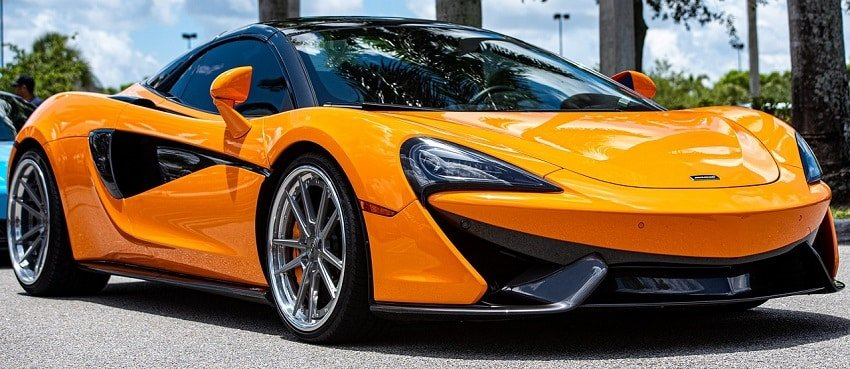 How Much To Rent A Mclaren for A Month?