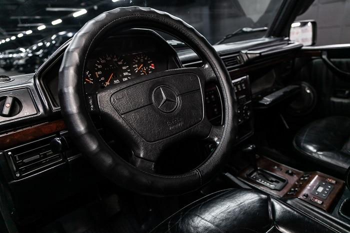 Does a Lamborghini compare with a G Wagon?