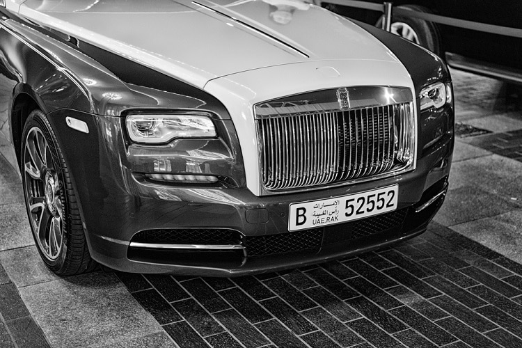 Here are Important Facts about Rolls Royce Wraith Rent and Deals