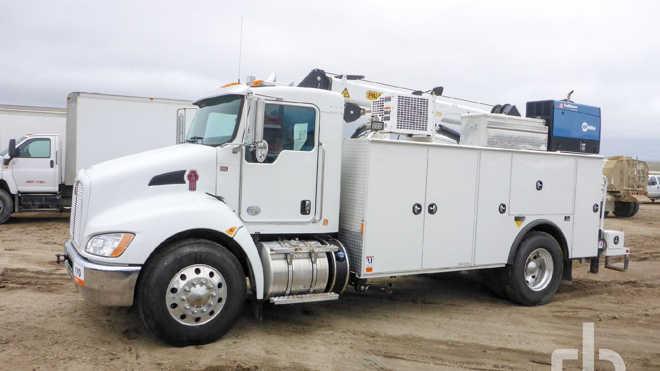 How to Buy Used Mechanic Trucks Under 5000 Dollars