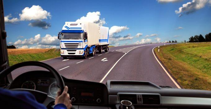 Become a Professional Truck Driver Via School Training