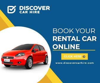 Discover Car Rental Online