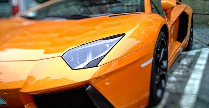 How Big Is A Lamborghini Gas Tank?