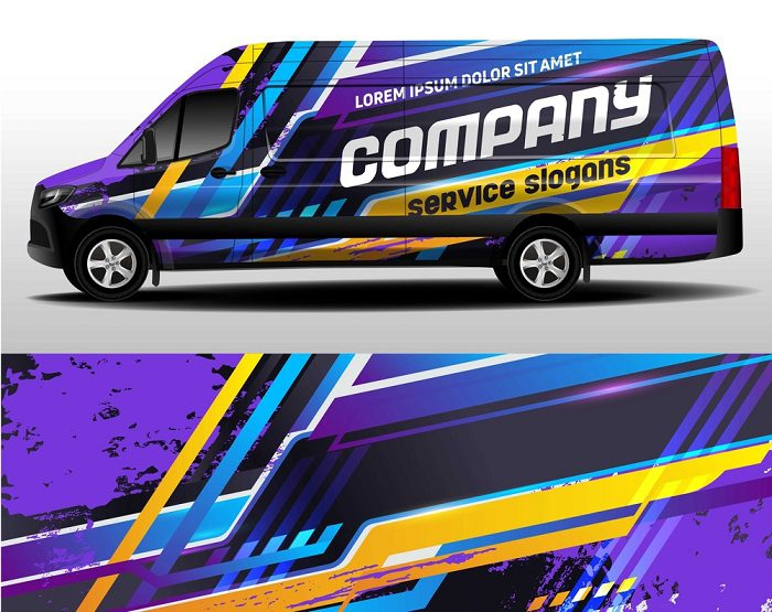 What are the benefits of wrapping a Sprinter van?
